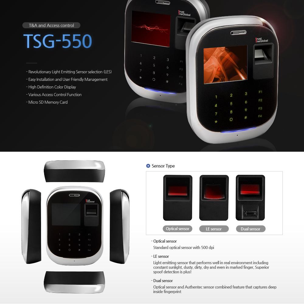 TSG550NEW